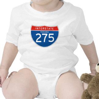 Muestra de un estado a otro 275 - Indiana Traje De Bebé