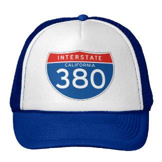 Muestra de un estado a otro 380 - California Gorra