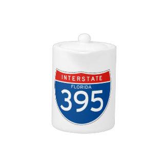 Muestra de un estado a otro 395 - la Florida