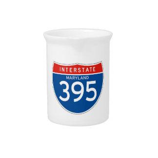 Muestra de un estado a otro 395 - Maryland Jarras Para Bebida