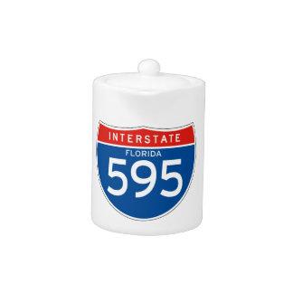 Muestra de un estado a otro 595 - la Florida
