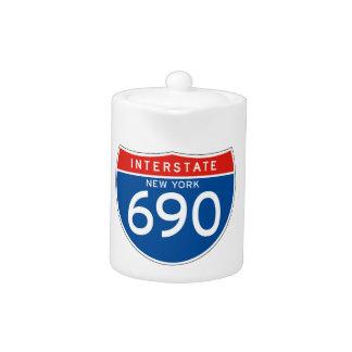 Muestra de un estado a otro 690 - Nueva York