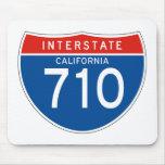 Muestra de un estado a otro 710 - California Tapetes De Ratones