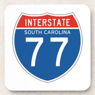 Muestra de un estado a otro 77 - Carolina del Sur Posavaso