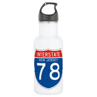 Muestra de un estado a otro 78 - New Jersey