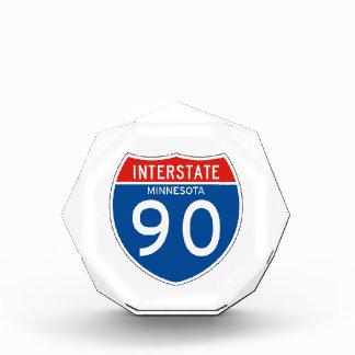 Muestra de un estado a otro 90 - Minnesota