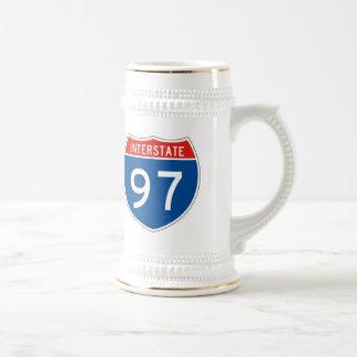 Muestra de un estado a otro 97 jarra de cerveza