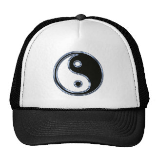 Muestra de Yin Yang Gorros Bordados