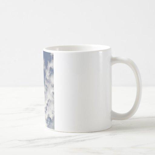 Muestra del amor de arriba taza de café