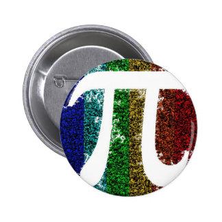 Muestra del arco iris pi pin