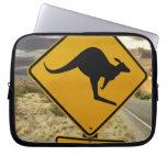 Muestra del canguro, Australia Fundas Ordendadores