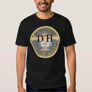 Muestra del castor de Dehavilland Camisas