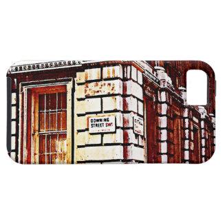 Muestra del Downing Street iPhone 5 Funda