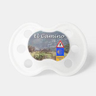 Muestra del EL Camino de Santiago (subtítulo) Chupetes Para Bebes