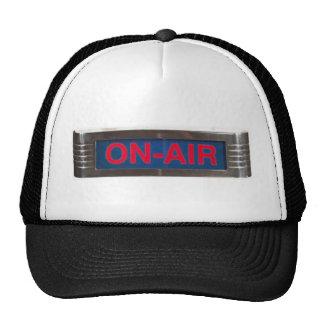 Muestra del En-Aire o difusión antigua del En--Air Gorra