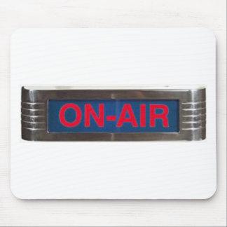 Muestra del En-Aire o difusión antigua del En--Air Alfombrilla De Ratones