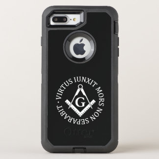 Muestra del Freemasonry Funda OtterBox Defender Para iPhone 7 Plus