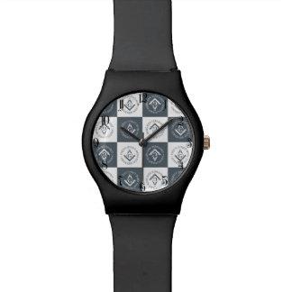 Muestra del Freemasonry Relojes De Mano