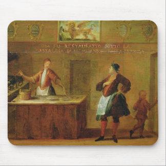 Muestra del gremio de los fabricantes venecianos d tapetes de ratón