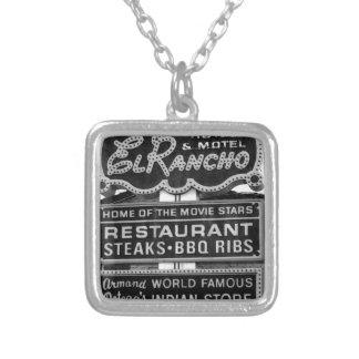 Muestra del hotel del EL Rancho Collar Personalizado