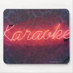 Muestra del Karaoke Tapete De Ratón