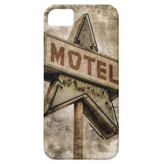 Muestra del motel de la estrella del Grunge del iPhone 5 Case-Mate Coberturas