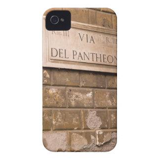 Muestra del panteón, Roma, Italia 2 iPhone 4 Carcasas