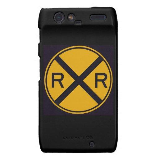 Muestra del RR Motorola Droid RAZR Carcasas