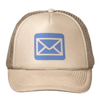 Muestra del sobre - azul cielo gorras de camionero