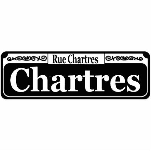 Muestra del St de New Orleans Chartres Esculturas Fotográficas