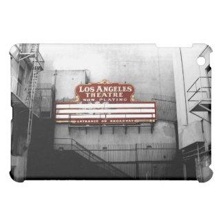 Muestra del teatro de Los Ángeles del vintage