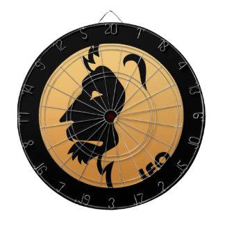 Muestra del zodiaco de Leo