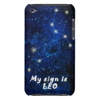 Muestra del zodiaco de LEO - el tacto de iPod ofre Case-Mate iPod Touch Protector