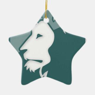 Muestra del zodiaco de Leo Ornamentos De Reyes