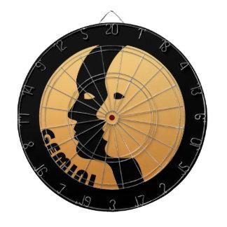 Muestra del zodiaco de los géminis