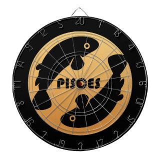 Muestra del zodiaco de Piscis
