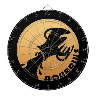 Muestra del zodiaco del acuario