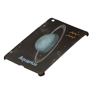 Muestra del zodiaco del ACUARIO, planeta de Urano