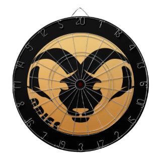 Muestra del zodiaco del aries