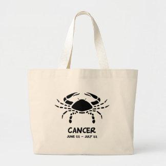 Muestra del zodiaco del cáncer bolsas