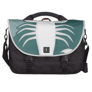 Muestra del zodiaco del escorpión bolsas para portatil