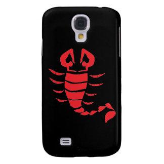 Muestra del zodiaco del escorpión - caso del iPhon