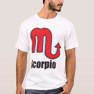 Muestra del zodiaco del escorpión playera