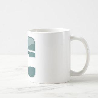 Muestra del zodiaco del sagitario taza de café