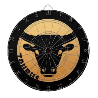 Muestra del zodiaco del tauro