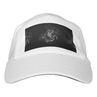 Muestra del zodiaco del tauro del estilo del cromo gorra de alto rendimiento
