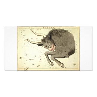 Muestra del zodiaco: Tarjetas de la foto del Tarjetas Fotográficas Personalizadas