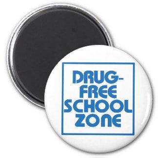 Muestra Droga-Libre de la zona de la escuela Imán Redondo 5 Cm