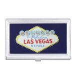 Muestra fabulosa de Las Vegas Cajas De Tarjetas De Negocios