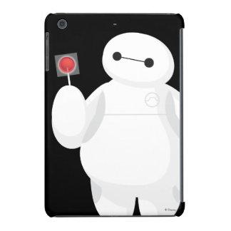 Muestra grande del Lollipop del héroe 6 Carcasa Para iPad Mini Retina